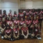 2014/2015 Girls Varsity Volleyball Team
