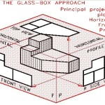 Unit_Lamp_Orthographic Projection Drawings