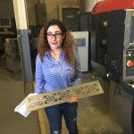 Students Manufacture Heating Grilles for WHSAD at Architectural Grille