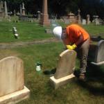 WHSAD Graduates Learn Masonry Training at Summer Institute