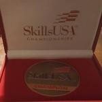 National SkillsUSA 2015 Winner!!