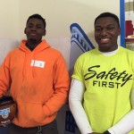 Mark Alston and Corbin Everett – Class of 2015