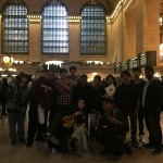 WHSAD Students Tour The Grand Central Terminal