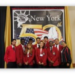 WHSAD Officers for SkillsUSA Attend Fall Leadership