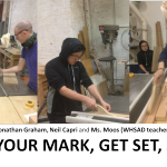Makeville Studio- WHSAD Intro to Woodworking