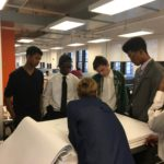 WHSAD Students Visit Gruzen Samton Architecture Firm by Completing a Job Shadow