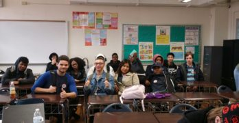 WHSAD Students Voted in the Participatory Budgeting Vote Week