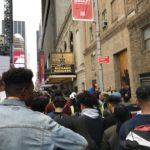 WHSAD Students Attend A Matinee Showing of Hamilton