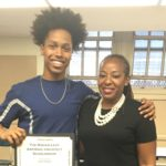 The Rohan Levy Aspiring Architect Scholarship Was Awarded To Jalen Vasquez