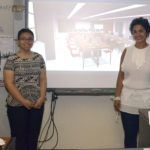 WHSAD Students Present Plans to Deputy Brooklyn Borough President Diana Reyna