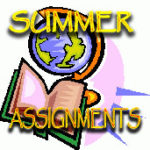 Summer Assignments for WHSAD's Incoming Freshmen