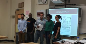 WHSAD Students Compete in 2nd Annual Heritage Equity Design Competition