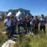 WHSAD Students Help Clean Up Newtown Creek