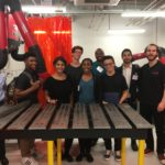 WHSAD Students Visit the Future of Manufacturing