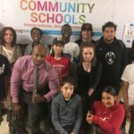 WHSAD and Curtis High School Team Up for Community Literacy