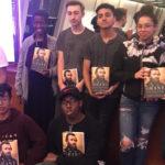WHSAD AP U.S. History Students Meet Ron Chernow
