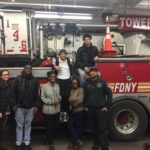 WHSAD's Can Drive and Visit to Local Firehouse