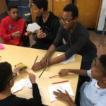 WHSAD Partners with P.S. 257 in Mentorship Program