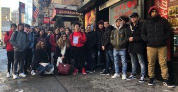 Spanish Trip to La Gringa