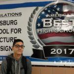 Brandon Ortega-Class of 2019