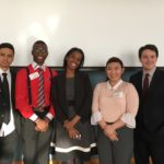 WHSAD Students Attend Dr. Costello's Lecture at Columbia University