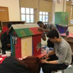 WHSAD Partners with NYPD for Little Free Library Project