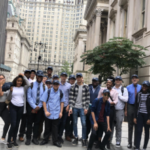 WHSAD Students Visit the Department of Buildings
